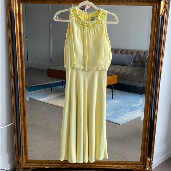 kate spade Dresses & Skirts - Kate Spade yellow dress!